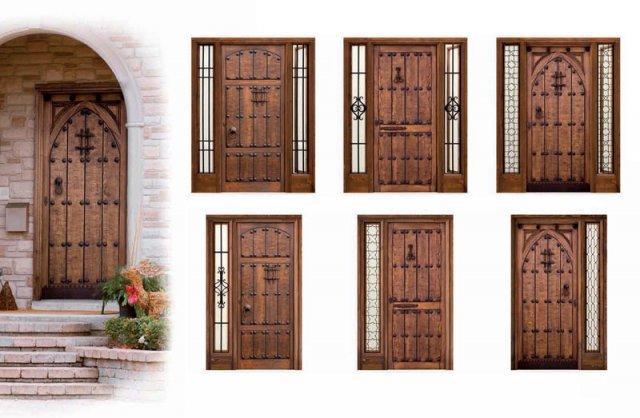 Alpujarreñas | Rustic Door Manufacturing in Spain
