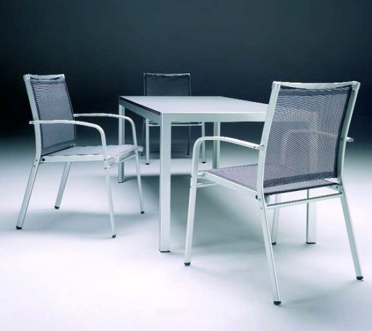 Indecasa Aluminium Outdoor Furniture Contract Hotel