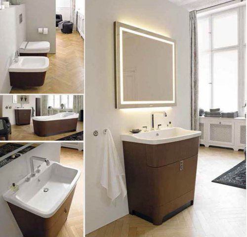 Duravit, Bathroom Furniture From Spain, Buy In Spain Furniture For Bathroom