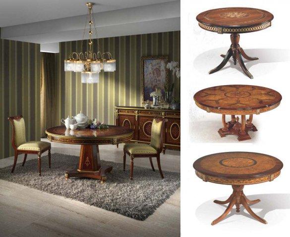Creaciones Fejomi | Fábrica de muebles clásicos de lujo