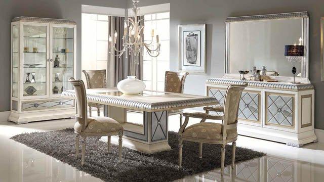Llass f brica de muebles de calidad de estilos cl sicos for Comedores clasicos modernos