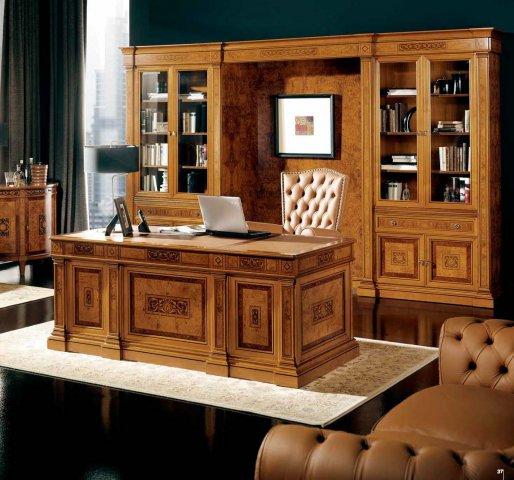 Cercos f brica de mueble cl sico y mueble contract for Muebles de oficina clasicos