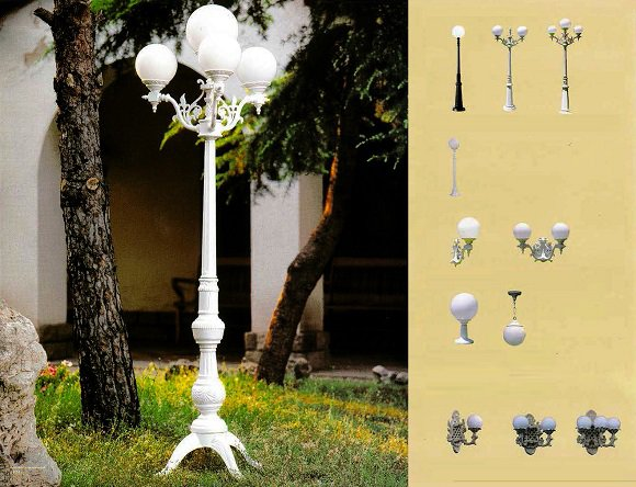 Iluminacion exterior jardin lola new garden with for Luces para jardin exterior