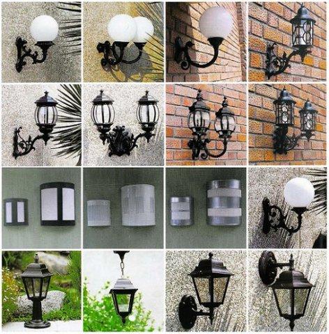 Iluminación de España para jardín y exterior