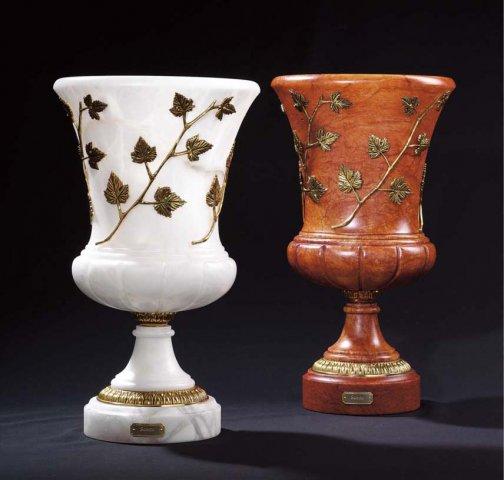 soher jarrones alabaster cermica - Jarrones Decorativos