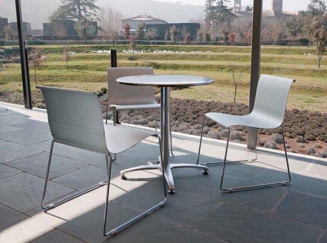 Indecasa f brica de muebles de aluminio anodizado for Muebles de jardin valencia