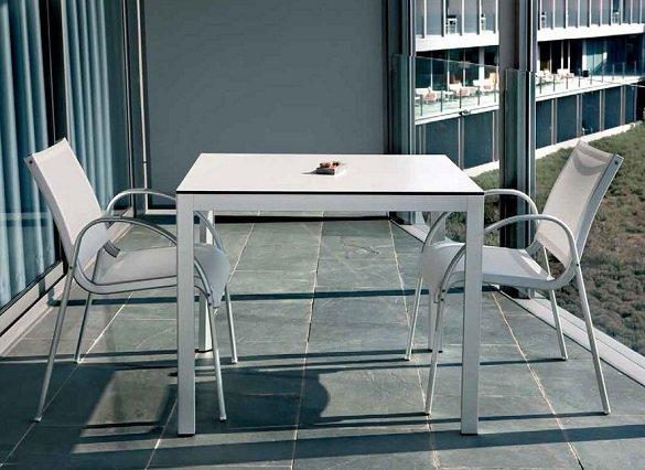 Muebles de jard n de espa a muebles de exterior for Mueble de aluminio exterior