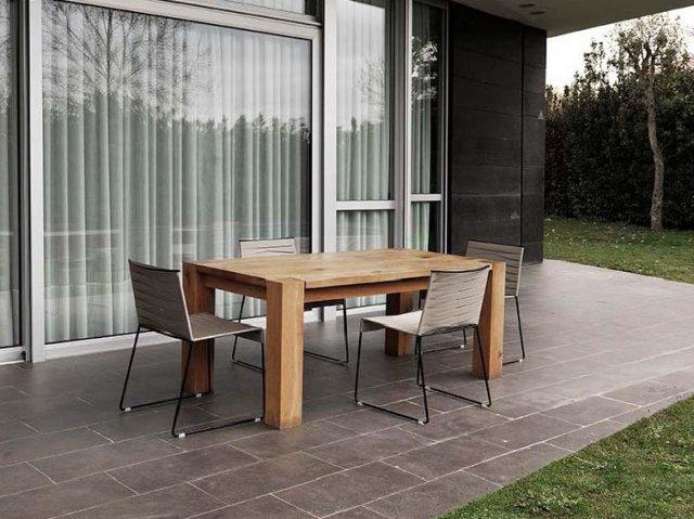 Indecasa f brica de muebles de aluminio anodizado for Mobiliario para el jardin