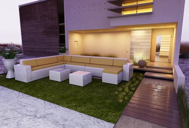 Lamalva fabricaci n de muebles para exterior de plastico - Muebles para exterior ...