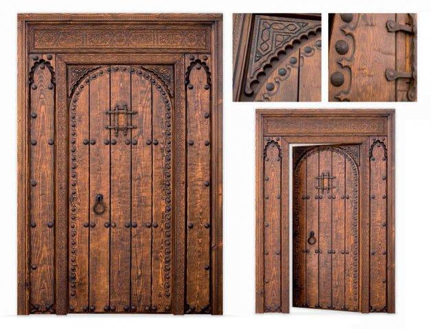 Alpujarre as puertas r sticas fabrica de puertas for Puertas rusticas exterior baratas