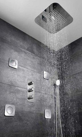 Roca sanitarios de espa a ba os inodoros grifer a for Griferia para ducha sodimac