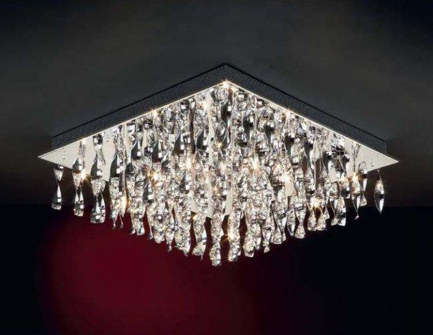 Декор настольных светильников