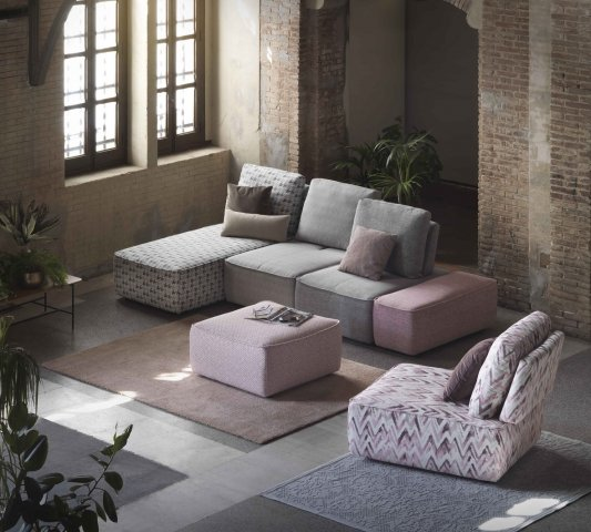 Gamamobel fabricante de sof s y sillones modernos for Fabricantes de sofas en espana