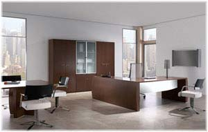 Office furniture from Spain