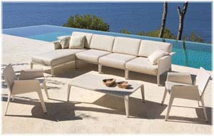 Outdoor furniture from Spain
