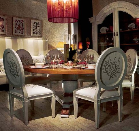 alexandra furniture. Colección Alexandra, Luxury Dining Rooms, Classic, Modern, Art Deco Alexandra Furniture