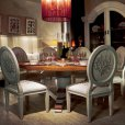Colección Alexandra, luxury dining rooms, classic, modern, art deco