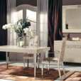Spanish furniture factory Llass, luxury classic style dining room, modern dining tables