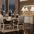 Soher, dining room, classic and modern