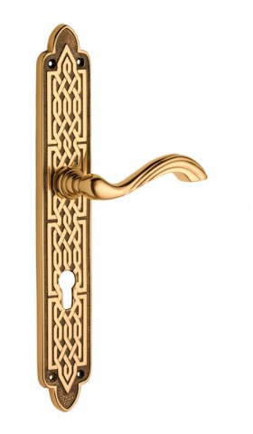 Delicieux Bronces Coba, Manufacturing Of Bronze Door Handles With Rosette, Classic  Door Handles, Classic