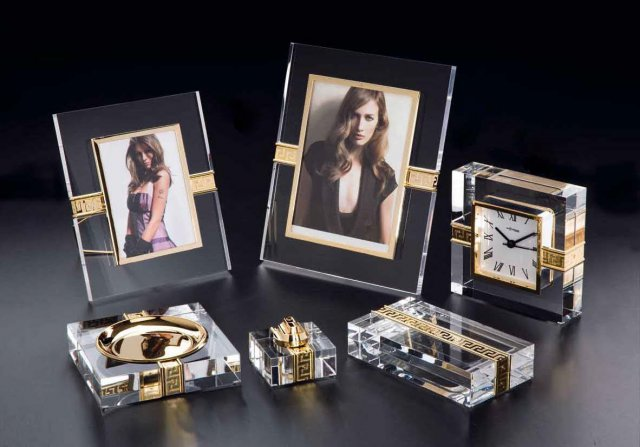 Captivating Tomás Y Saez, Handmade Luxury Accessories For Office Buy In Spain, Crystal  With Gold
