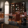 Cercos, classic home office, spanish home offices, luxury furniture for offices