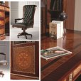Creaciones Fejomi, classic luxury home offices, tables with marquetry, classic English furniture, French classical furniture, buy luxury home office furniture is Spain