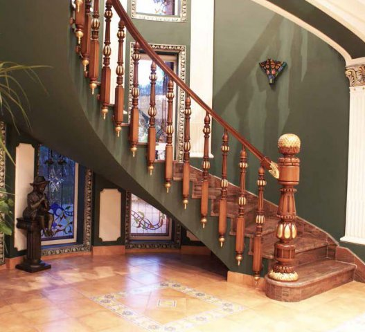 torneados munoz manufacture of wooden stairs wrought iron staircases classic staircases and modern - Wooden Stairs