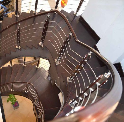 Torneados Munoz, Manufacture Of Wooden Stairs, Wrought Iron Staircases,  Classic Staircases And Modern