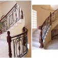 Torneados Munoz, manufacture of wooden stairs, wrought iron staircases, classic staircases and modern staircases