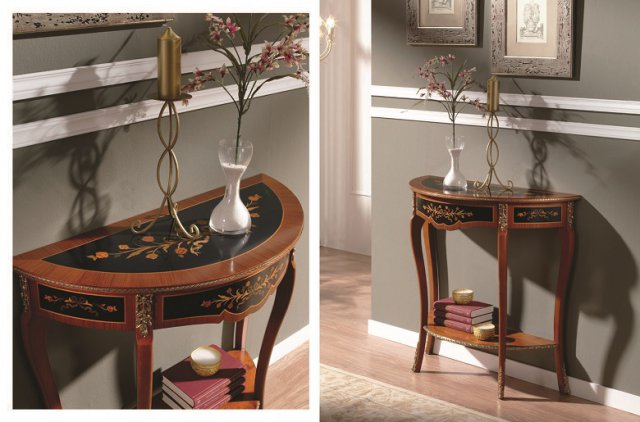 Creaci nes fejomi f brica de muebles cl sicos de lujo - Mueble clasico valencia ...