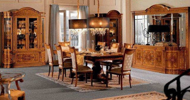 Cercos muebles f brica de mueble cl sico y mueble contract - Comedores clasicos ...