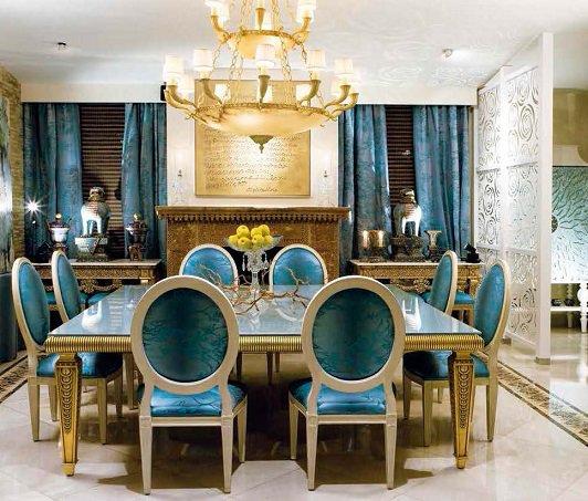Comedores clásicos de España, mueble para comedor