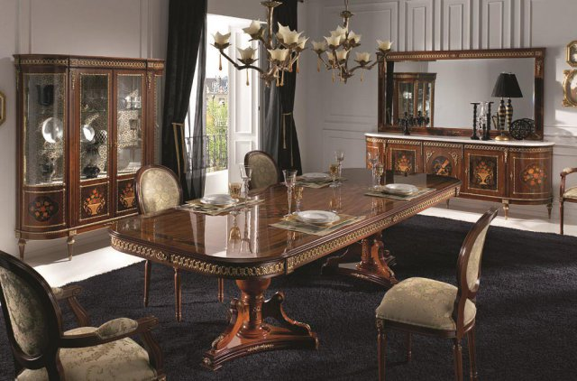 CREACIÓNES FEJOMI | Fábrica de Muebles Clásicos de Lujo