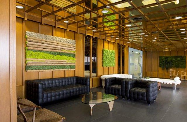 Greenarea f brica de jardines verticales for Jardines verticales valencia