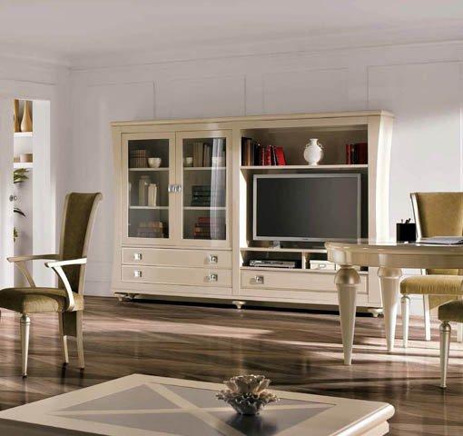 Llass f brica de muebles de calidad de estilos cl sicos for Salones clasicos modernos